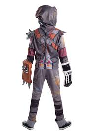 Ninja Halloween Costume Kids Boys Deluxe Casey Jones Costume