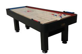 ricochet shuffleboard table for sale snap back motor city metro model shuffleboard table free shipping