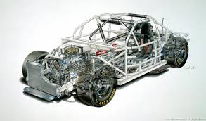maserati birdcage frame drawing by david kimble car cutaways pinterest cutaway cars