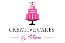 wedding cake logo creative cakes by clare wedding cakes wedding cupcakes