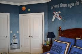 Creative Bedroom Blue Wall Designs Bedroom Boys Bedroom Cozy Bedroom Decor With Brown Wooden Bed