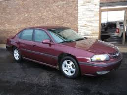 2003 chevrolet impala for sale in