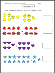 Math Worksheets For First Grade Worksheets For 1st Grade Math Activity Shelter