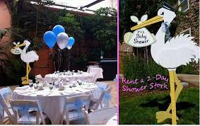 baby shower rentals baby shower stork 1 day rental birth announcements for san jose