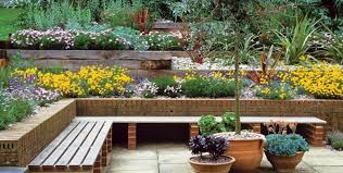 Backyard Bench Ideas by Bench Breathtaking Garden Ideas With A Bench Notable Outdoor