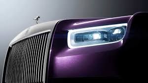 purple rolls royce rolls royce unveils the phantom viii fortune