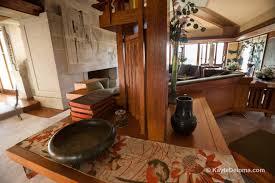 hollyhock house u2013 frank lloyd wright u0027s hilltop temple rainy day