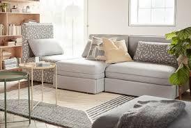 Modular Sofa Pieces by Vallentuna Collection