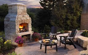 Patio Fireplace Kit by Fresh Design Patio Fireplace Kits Spelndid 1000 Ideas About