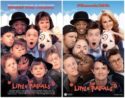 Halloweentown High Cast Now by Spanky Darla Alfalfa See The Little Rascals Cast 20 Years Later