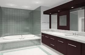 bathroom 2017 contemporary masculine master bathroom showing