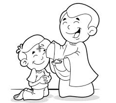 ash wednesday coloring pages picture 10130