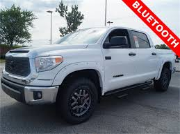 new 2017 toyota tundra sr5 xsp package 4d crewmax in rocky mount