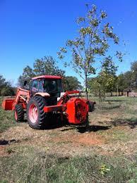 tree shaker hoffman pecan farm stillwater ok