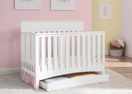 Baby Crib Bed Fabio 4 In 1 Crib Delta Children
