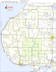 Map Of Michigan Roads by Atv Orv Ohv Utv Roads Emmet County Alanson Harbor Springs Pellston