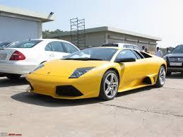 Lamborghini Murcielago Yellow - yellow lambo murcielago lp640 spotted in pune page 4 team bhp