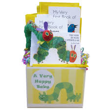 Gift Baskets With Free Shipping Very Hungry Caterpillar Baby Gift 79 95 Featuring Eric Carle