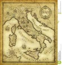 Maps Of Italy Map Of Italy Royalty Free Stock Images Image 21844789