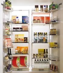 modular kitchen accessories dual storage pantry unit