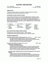 entry level business analyst resume sample sample entry level