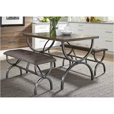 327 cd 3rls liberty furniture 3 piece rectangular table set