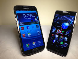 android maxx samsung galaxy note 2 vs motorola droid razr maxx hd review