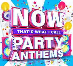 various artists now that s what i call party anthems cd album