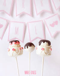 tutorial let u0027s get married u2013 wedding cake u2013 cake pops niner bakes
