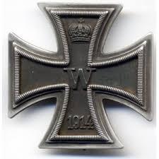 german iron cross 1914 1st class germanrings