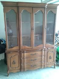 curio cabinet craigslist curio cabinets kitchen cabinet tops