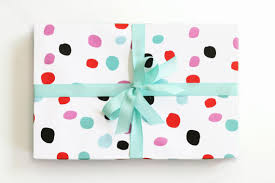 wholesale wrapping paper polka dot wrapping paper colorful gift wrap wholesale