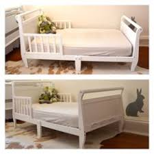 Toddler Sleigh Bed Davinci Kids Modena Toddler Bed White I Wonder How Long A 3 Year