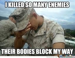 Soldier Meme - first world soldier by matthew327 meme center
