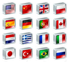 Similar Flags Flag Icons Or Buttons Can Be Used As Language Selection Icons