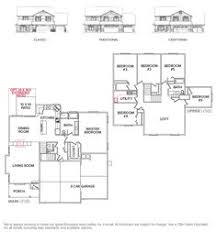 rutherford 2538 floor plan floor plan creations cbh homes