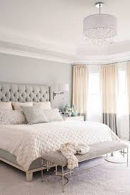 How To Hang Curtains Around Your Bed Creative Ways To Make Your Small Bedroom Look Bigger Hative