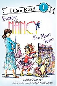 fancy photo albums fancy nancy and the tooth i can read level