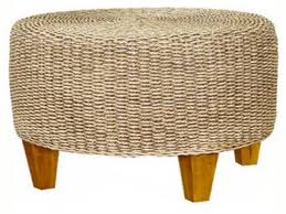 Seagrass Storage Ottoman Coffee Table Seagrass Coffee Table Round Seagrass Tables Round