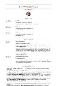 resume format for engineering students for tcs foods process associate resume sles visualcv resume sles database