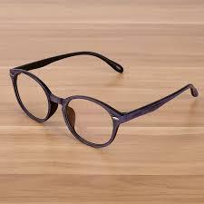 Optical Frame Tagged Glasses Fonex Retro Eyeglasses Optical Frames Clear Lens Glasses Wooden