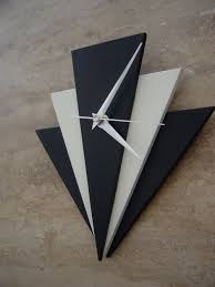 art deco wall pictures of art deco wall clock home decor ideas
