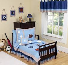 Sports Toddler Bedding Sets Play Sports Fitted Crib Sheet For Baby And Toddler Bedding