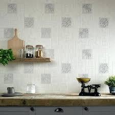 papier peint cuisine lessivable papier peinture trompe lail carrelage de cuisine papier peint