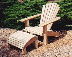 Adirondack Chair With Ottoman Adirondack Chair Ottoman Pattern By Furniture Den