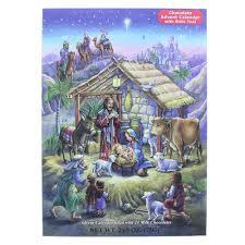 chocolate advent calendar peaceful prince advent calendar w chocolate the catholic company