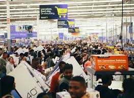 black friday fights in walmart black friday madness crazy crowds and fights