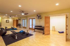 boulder residential interior exercise room nyceone photography