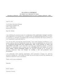 samples of cover letter for employment 7751