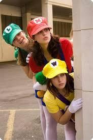 Halloween Costumes Luigi Share Coke
